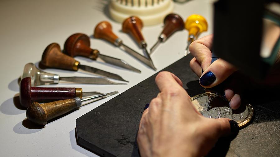 industrial sandblasting engraving service